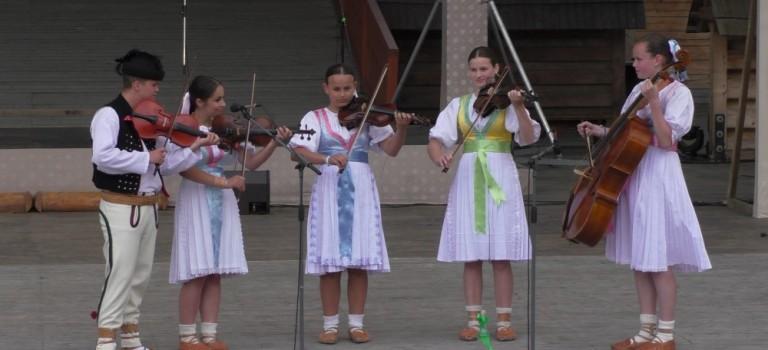 Ľudová hudba Martinky Bobáňovej